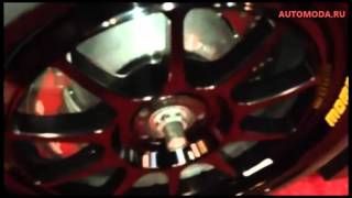 Литые диски Momo