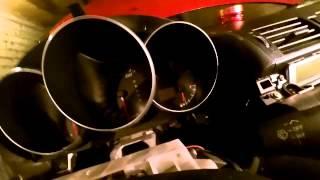 видео Тюнинг приборной панели Мазда 3 и торпедо: меняем подсветку своими руками