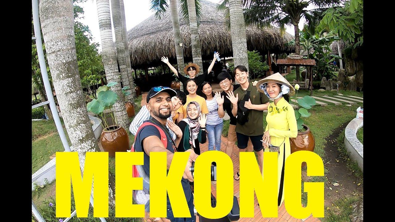 Vietnam Mekong Delta / Snake Wine / Drone Video / Ho Chi Minh CIty #MekongMinis #Vietnam #GGContest