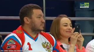 Гандбол.Россия - Черногория 17.06.2017 Евро 2018 Квалификация