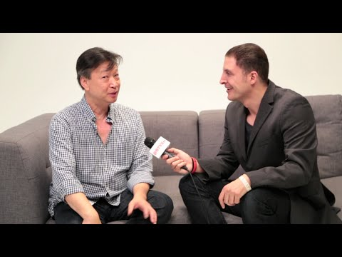 """Hell on Wheels"" star Tzi Ma Sits Down with BTVRtv's Arthur Kade"