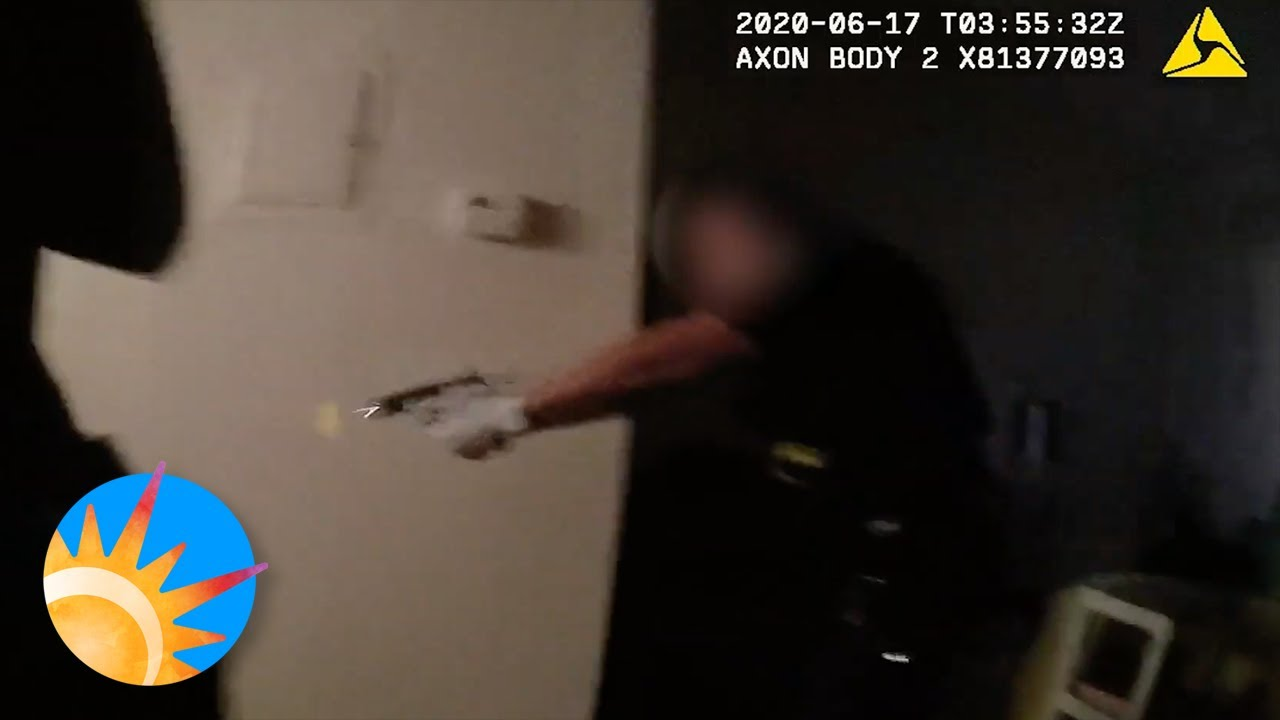 Download Phoenix police body-camera video shows officer shoot armed man during domestic violence call