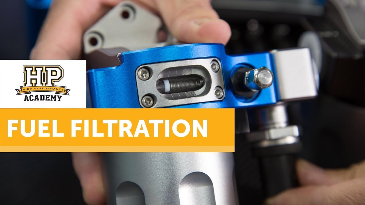 What do you know about fuel filters? | Injector Dynamics [TECH TALK]