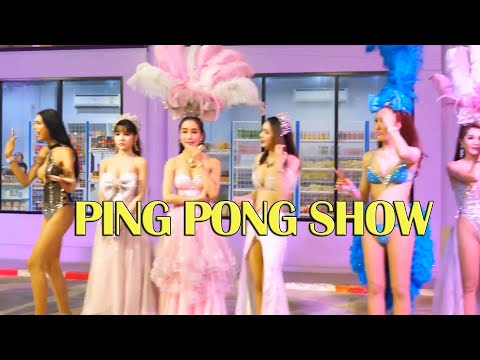 About Ping Pong Show In Thailand