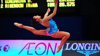 Aliya Garaeva - Hoop 2009 (Exact Cut)