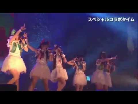 【@JAM EXPO 2015】乙女新党×TPD DASH!!×drop