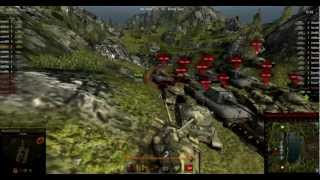 World of Tanks Clan Wars [ZSQD] vs. [EGO] Massive Tank Battle