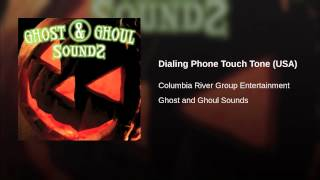 Dialing Phone Touch Tone (USA)