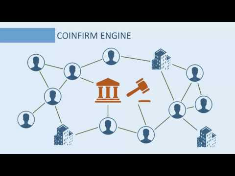 Coinfirm - the ultimate solution for Blockchain AML and KYC