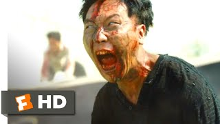 Train to Busan (2016) - Trapped Scene (7/9) | Movieclips