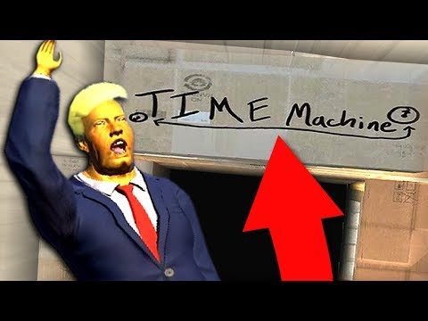 ENTER THE TIME MACHINE (THE GRAND FINALE!) - Mr President Gameplay