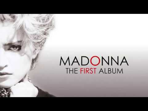 Madonna - Burning Up (Audio)