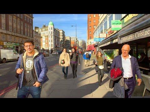 Download  LONDON WALK | Edgware Road incl. Shops, Restaurants and Cafés | England Gratis, download lagu terbaru