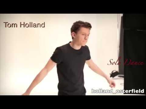 Tom Holland - Solo Dance