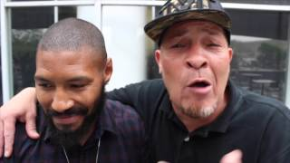 ASHLEY THEOPHANE ON THE MAYWEATHER PROMOTIONS & MATCHROOM LINK UP & ADRIEN BRONER DEFEAT