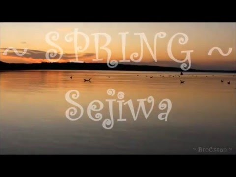 SPRING - Sejiwa ( with lyrics )