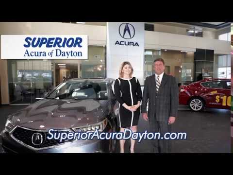 Acura Of Dayton >> Ring In The New Year At Superior Acura Of Dayton Youtube
