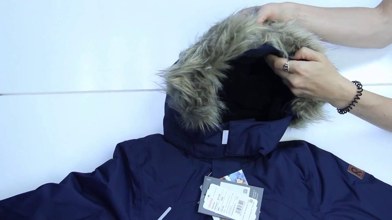 Как зашить дырку на куртке - YouTube