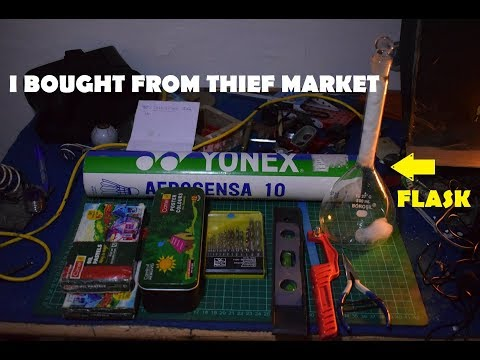 Chor Bazaar (Cheapest Market in The World)MUMBAI
