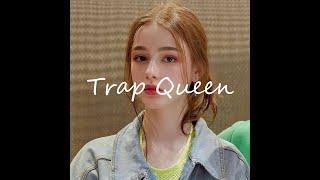 Trap Queen-Adriana Gomez | Eightfold X MKJ (Lyrics) | ♫TikTok ♫