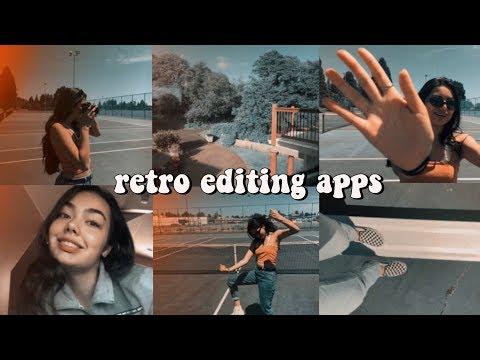 underrated retro/vintage apps (glitch, grain, film, etc)
