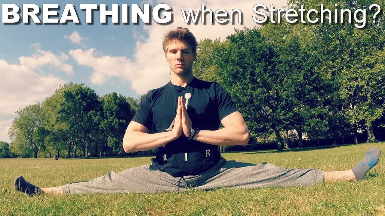 Flexibility for Martial Arts (HIGH KICKS/SPLITS) & How to Breathe when  Stretching for Splits