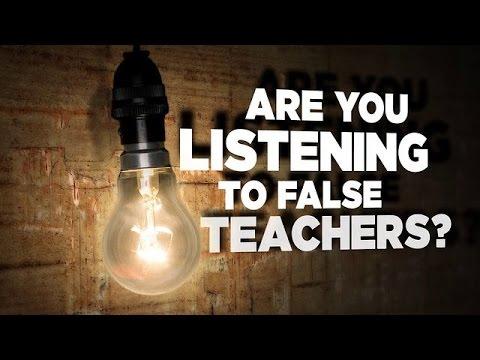 False Teachers by Shai Linne - Christian Hip Hop