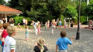 all-in animatie danspret allurepark de Krakeling in Zeist