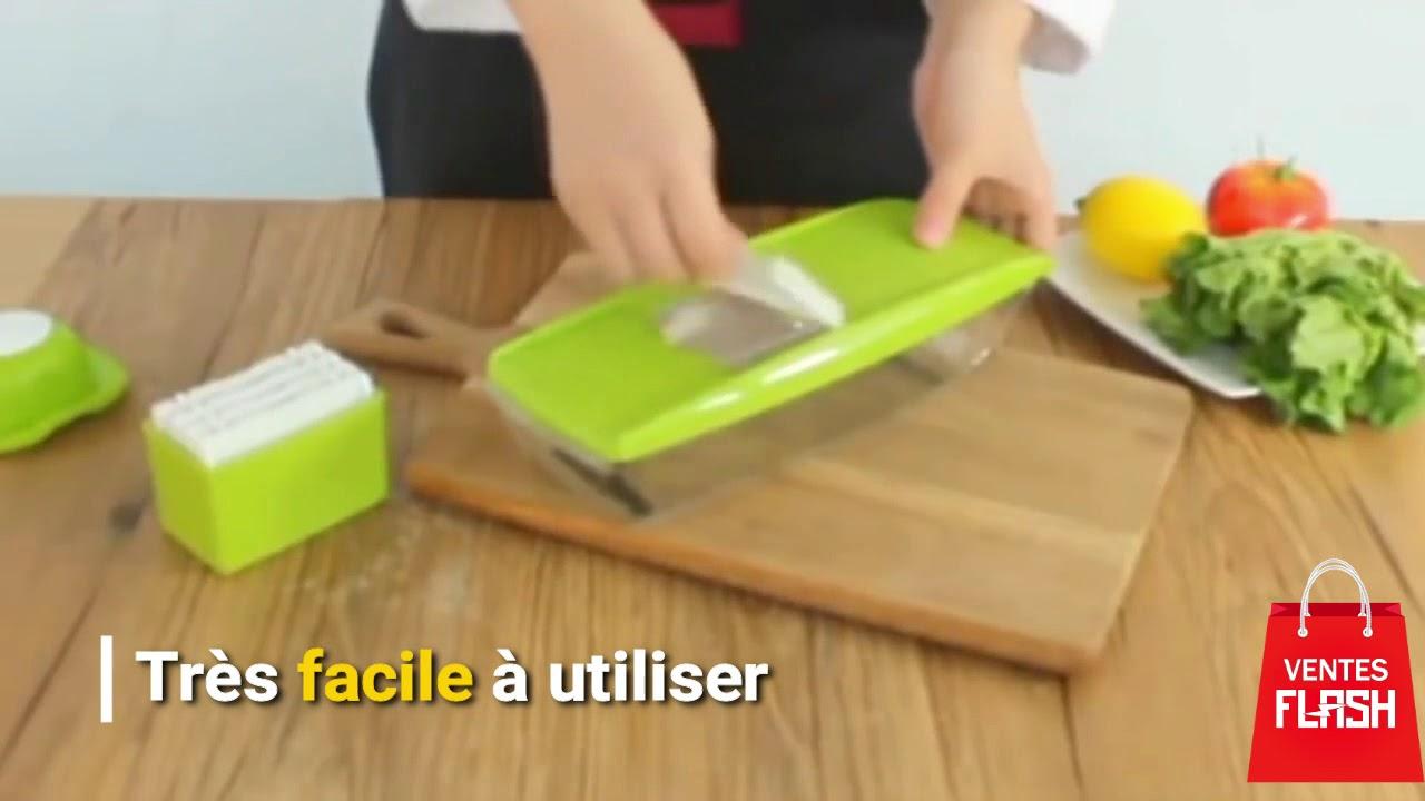 11 En 1 Mandoline De Cuisine Youtube