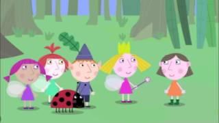 Le petit royaume de Ben et Holly | Les petits géants | NICKELODEON JUNIOR