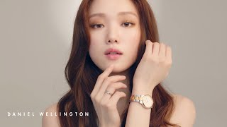 Behind The Scenes With Sung Kyoung Lee - Daniel Wellington Iconic Link Lumine