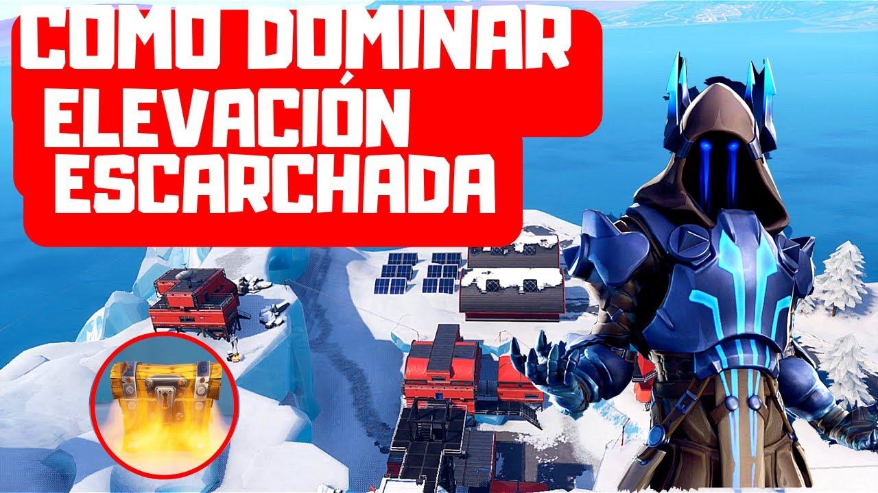 Como Dominar Aerodromo Artico En Fortnite Temporada 7 Youtube