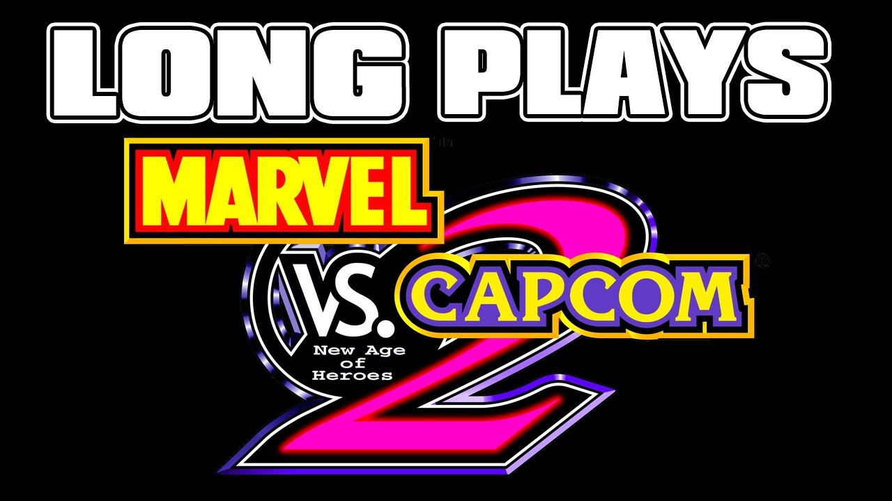 Marvel vs. Capcom 2: New Age of Heroes (Arcade version) - Até o fim - Long plays LIVE #02