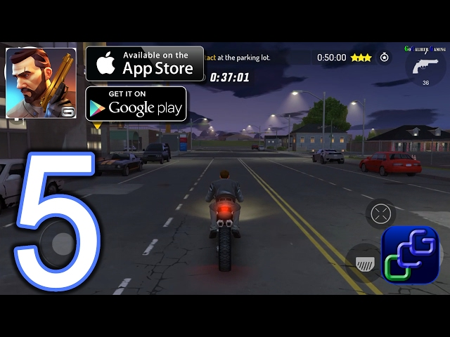 Gangstar New Orleans Android iOS Walkthrough - Part 5 - Missions and Events
