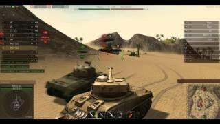 м4 fl10 новый в gwt американский танк