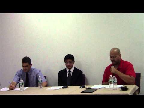 Creation vs. Evolution Debate | Pastor Bruce Bennett vs. Matthew Washington