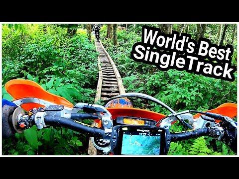 World's BEST Single Track !