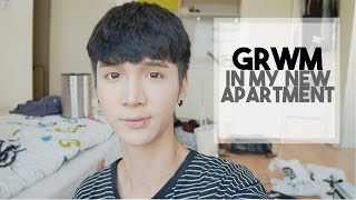 Get Ready With Me - IN MY NEW APARTMENT! - Edward Avila