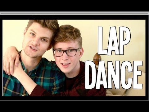 Gay lap dance