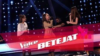 Patris vs Mei vs Kejsi - Sugar | Betejat | The Voice Kids Albania 2018