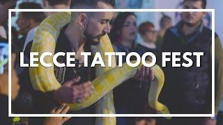 Lecce Tattoo Fest // VLOG