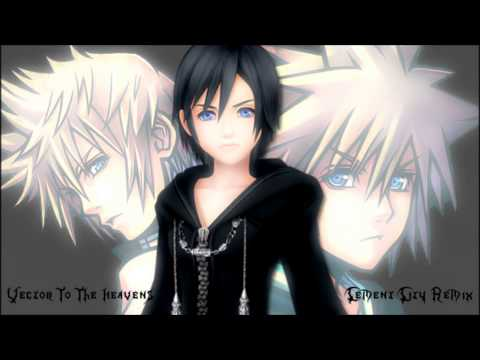 Vector to the Heavens/Xion's battle theme (Cement City Remix)