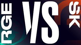Game TV Schweiz - League of Legends | LoL - LEC Summer Split - Week 1, Day 9 | Rogue vs. SK Gaming (2020)