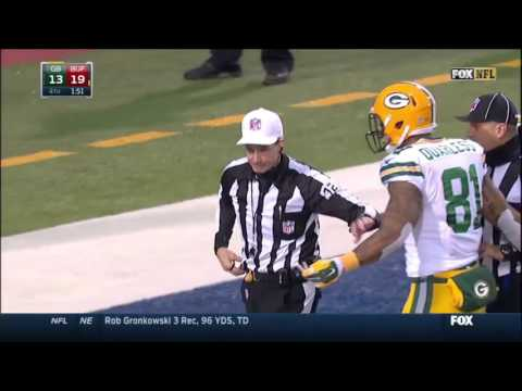 Packers @ Bills - Mario Williams Ball Strip