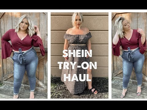 SHEIN HAUL| PLUS SIZE| TRY-ON|