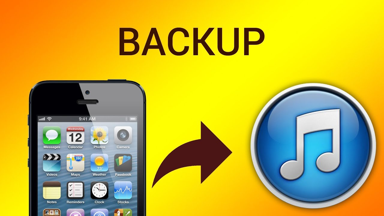 how do i backup my iphone how to backup iphone and with itunes 18440