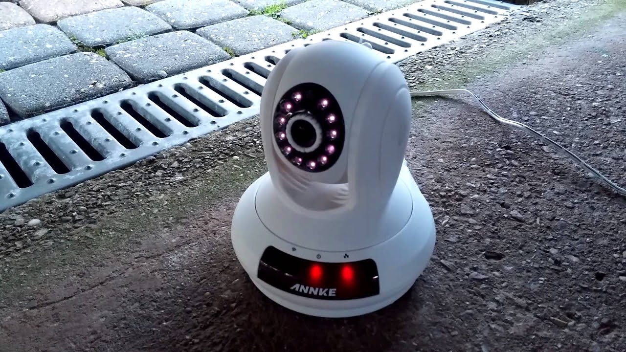 ANNKE Sparkle SP1 IP Camera review - Coolsmartphone