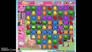 Candy Crush Level 551 help w/audio tips, hints, tricks
