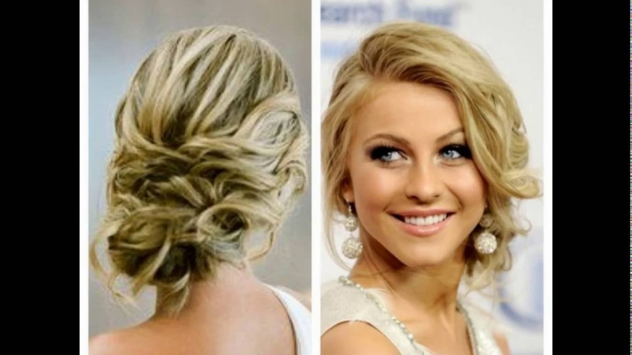 30 prom hairstyles for short hair with bangs | prom hairstyles for