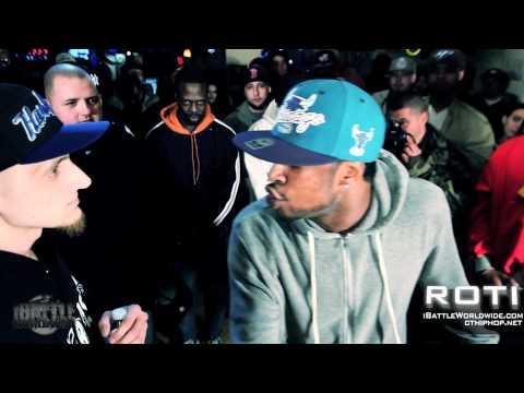 iBattle Worldwide Presents: White Cheddar vs Interstate Flamez
